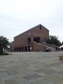 Fort Sumter Visitor Education Center Outside