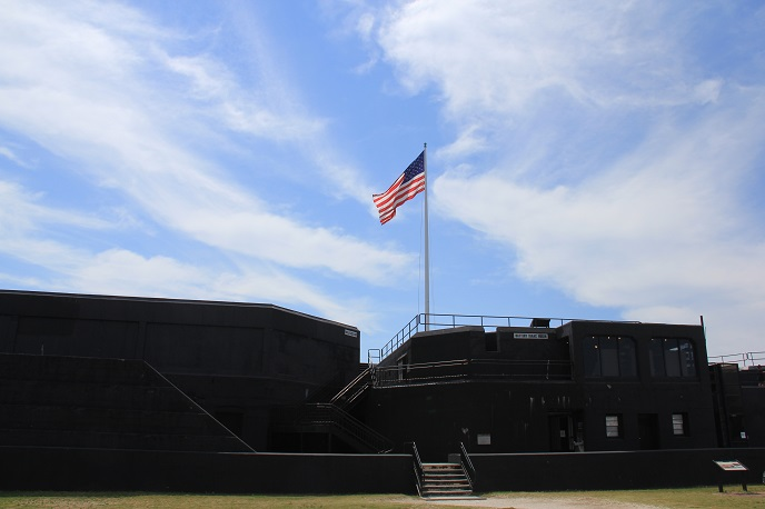 battery at fort sumter