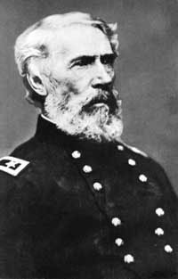 Lt. Col. Edwin V. Sumner, 1st Dragoons, established Fort Union in 1851.
