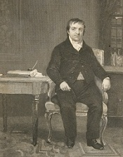 John Jacob Astor, founder of the American Fur Company