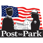 Image of Post to Park 2012 logo