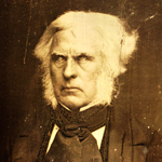 Historic photograph of Dr. John McLoughlin