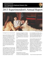 2013 Superintendent's Annual Report