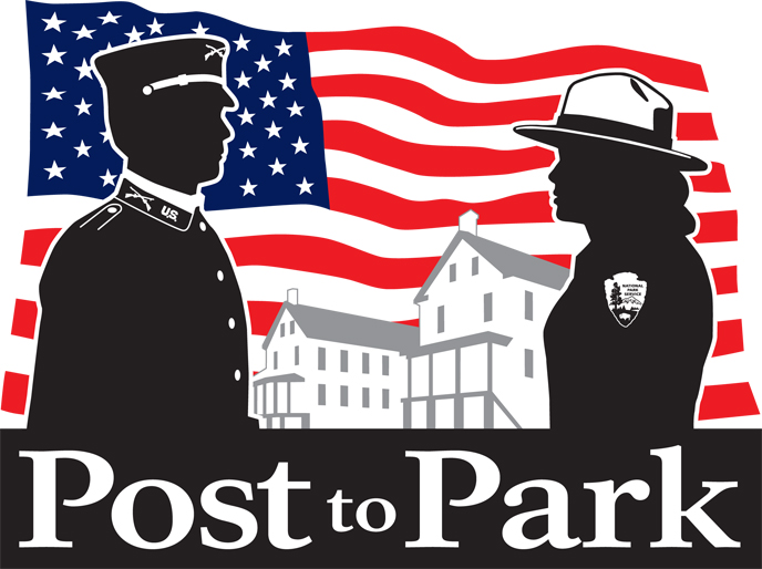 Post to Park logo