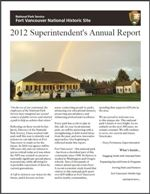 2012 Superintendent's Annual Report