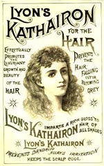 Lyon's Kathairon for the Hair