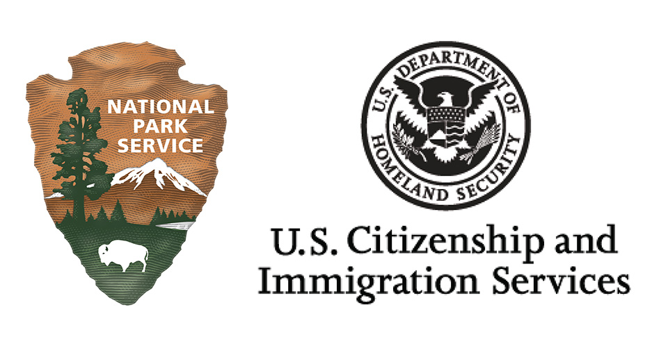 National Park Service and U S  Citizenship and Immigration
