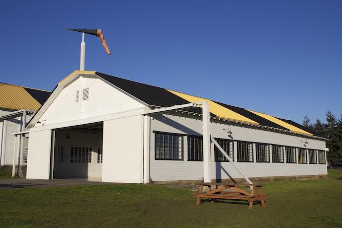 Pearson Air Museum Historic Hangar