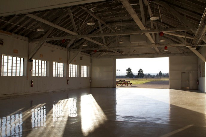 Historic Hangar Photo Gallery Fort Vancouver National