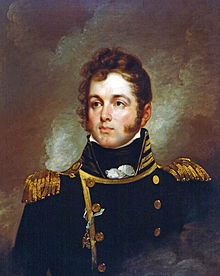 Captain Oliver Hazard Perry