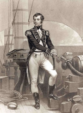 Commodore Stephen Decatur (Library of Congress photo)