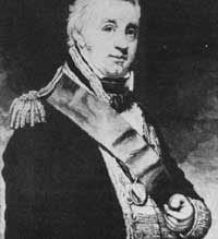Vice Admiral Alexander Cochrane used the promise of freedom as a tool to gather intelligence. In 1814 he would order the creation of the Colonial Marines.
