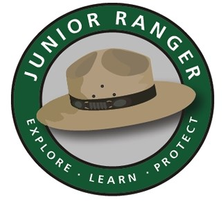 The logo for the Junior Ranger program