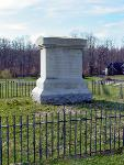 1st Massachusetts Heavy Artillery Monument