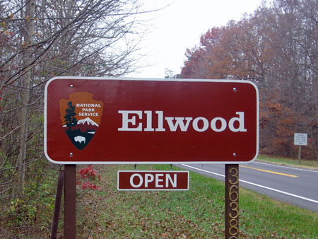 Ellwood Sign