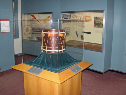 Drum of 28th Massachusetts Regiment