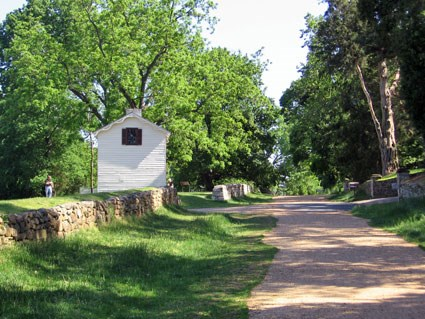 Sunken Road/Innis House