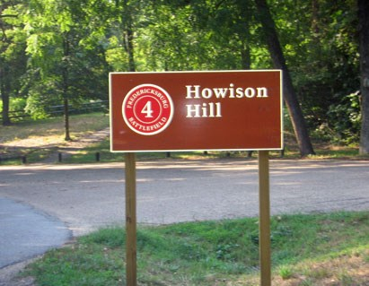Tour Stop 4, Howison Hill