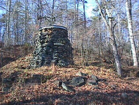 Ruins of Catharine Furnace
