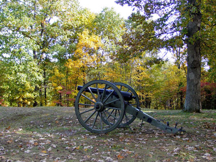 Cannon at Prospect Hill