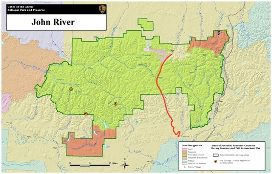 John River - Gates Of The Arctic National Park & Preserve ...
