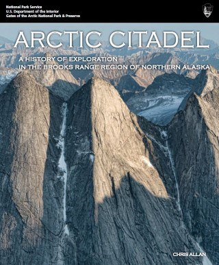 Cover of the Arctic Citadel book by Chris Allan