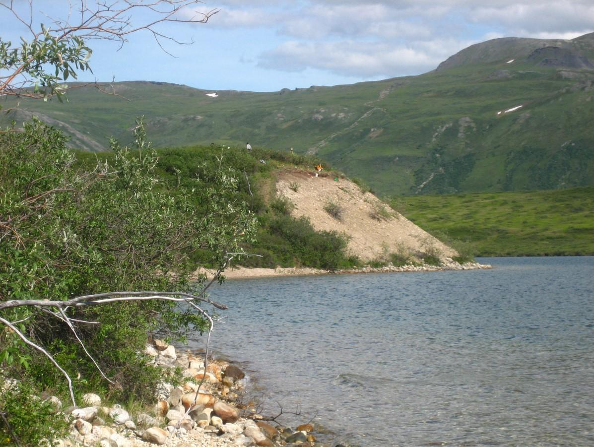 The Lake Matcharak Paleo-Eskimo archaeological site