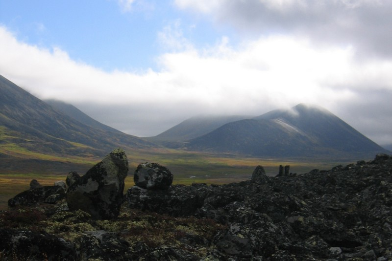 Razor Side By Side >> Landscape Archaeology at Agiak Lake - Gates Of The Arctic ...