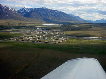 Anaktuvuk Pass Alaska Gates Of The Arctic National Park