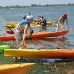 Kayaking is a great way to explore Jamaica Bay at Gateway National Recreation Area.