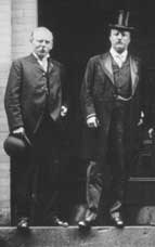 Jacob Riis and Theodore Roosevelt