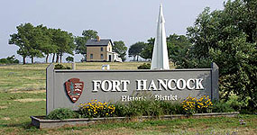 Fort Hancock Historic District.