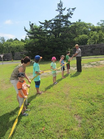 Junior Ranger Fire Program