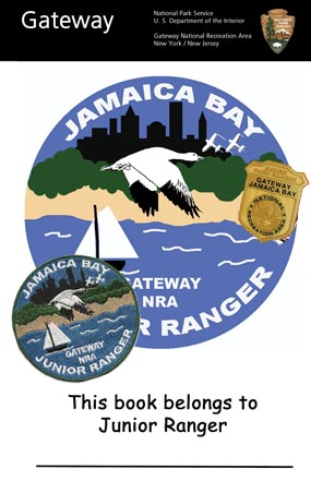 New! Jamaica Bay Junior Ranger Program!