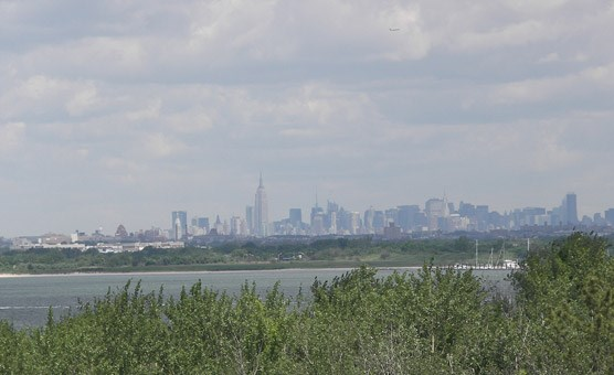 The Jamaica Bay Unit of Gateway National Recreation Area provides unique research and recreation opportunities as a variety of natural habitats exist in close proximity to a spectacular urban landscape.