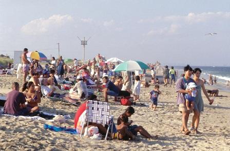 Jersey beach sandy gunnison hook new