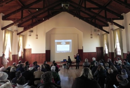 Last fall, more than 200 people attended open houses concerning the possible leasing of historic structures at Sandy Hook's Fort Hancock.