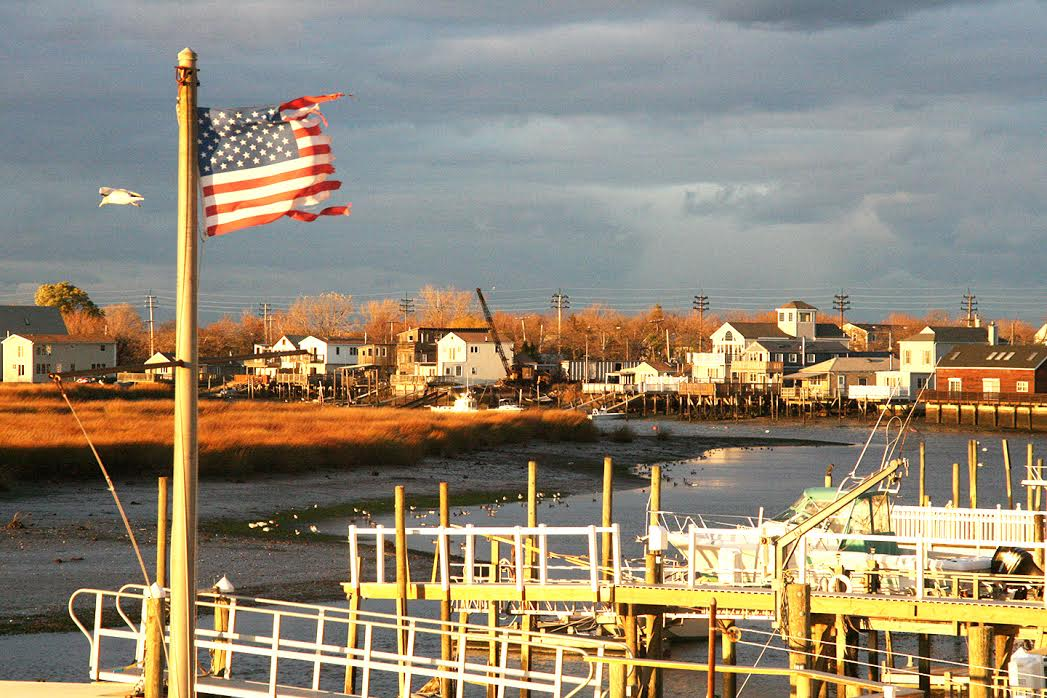 Broad Channel, photo by Don Riepe