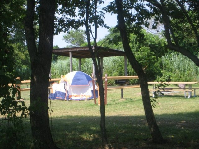 Camping At Floyd Bennett Field Gateway National