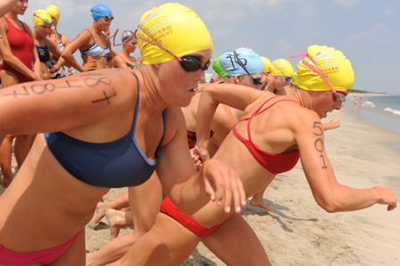 Gateway hosts the oldest and largest all-women lifeguard tournament in the United States.