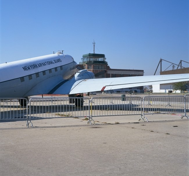 The Historic Aircraft Restoration Project at Floyd Bennett Field is a must see at Gateway NRA.