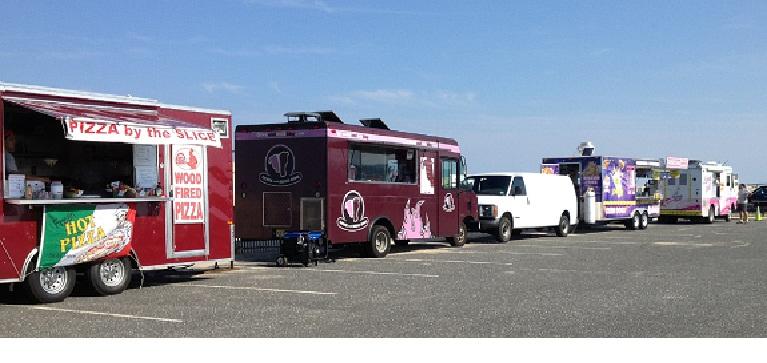 Centennial Park Food Trucks
