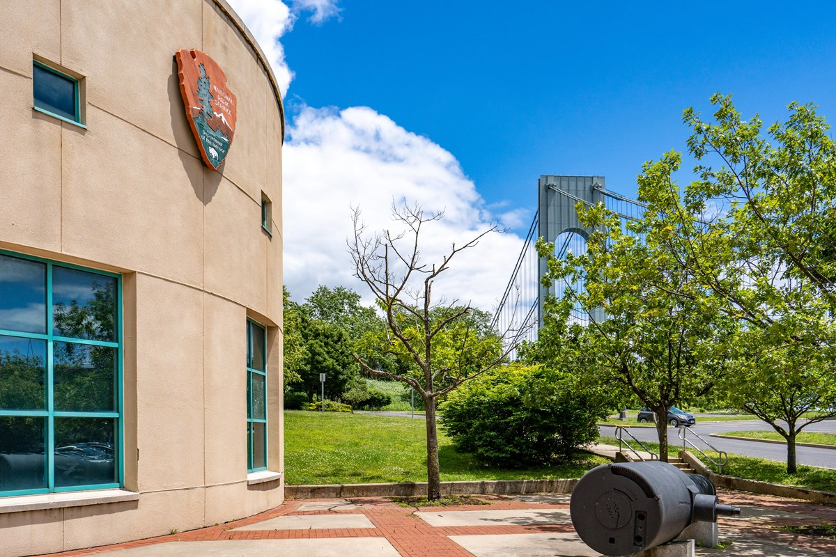 Fort Wadsworth Visitor Center