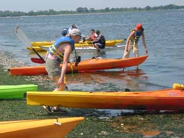 Join us for our kayak safety program at the Jamaica Bay Unit of Gateway NRA.