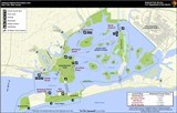 Jamaica Bay Kayaking Map