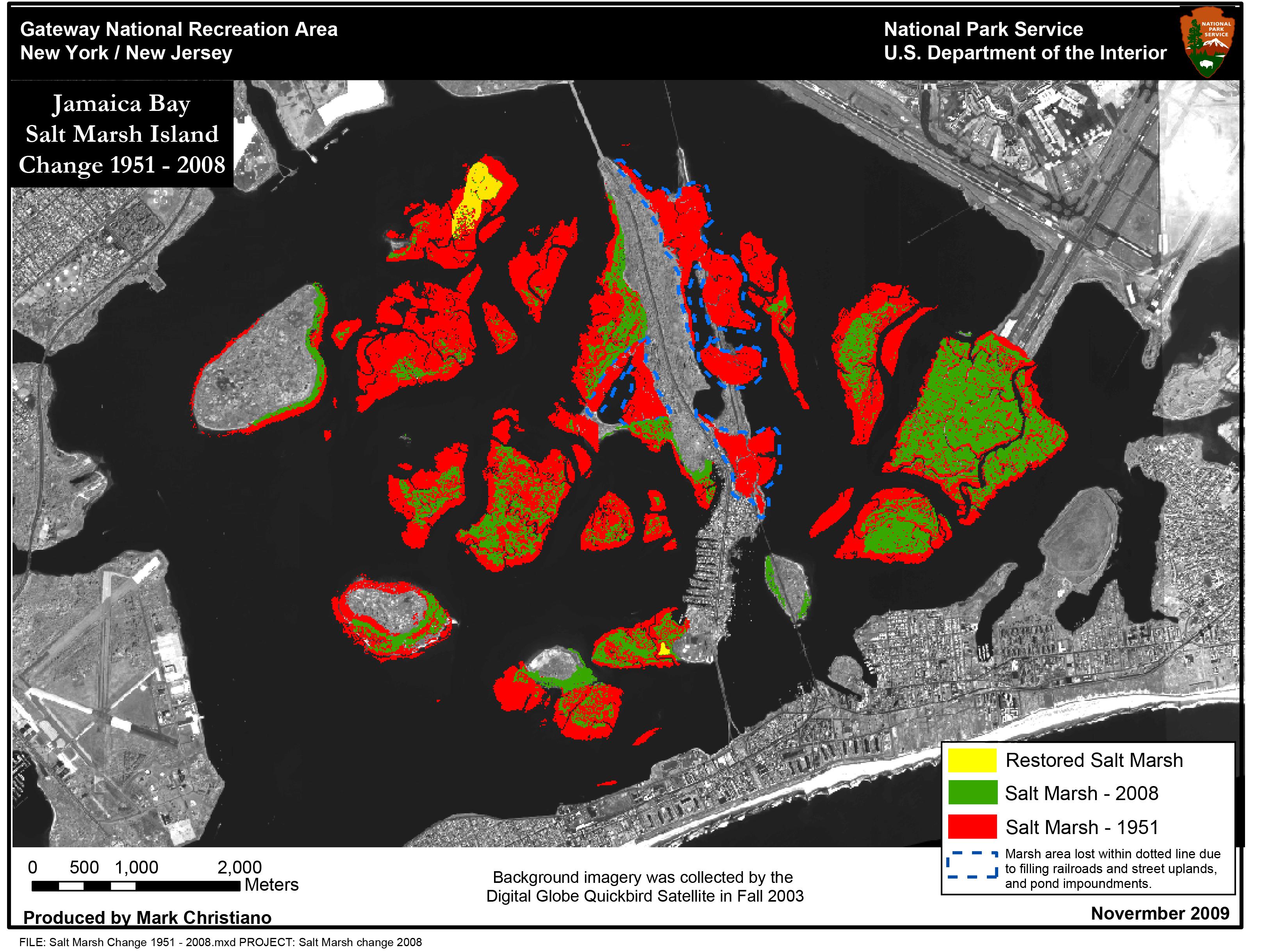 Map Of New York Jamaica.Maps For Jamaica Bay Unit Gateway National Recreation Area U S