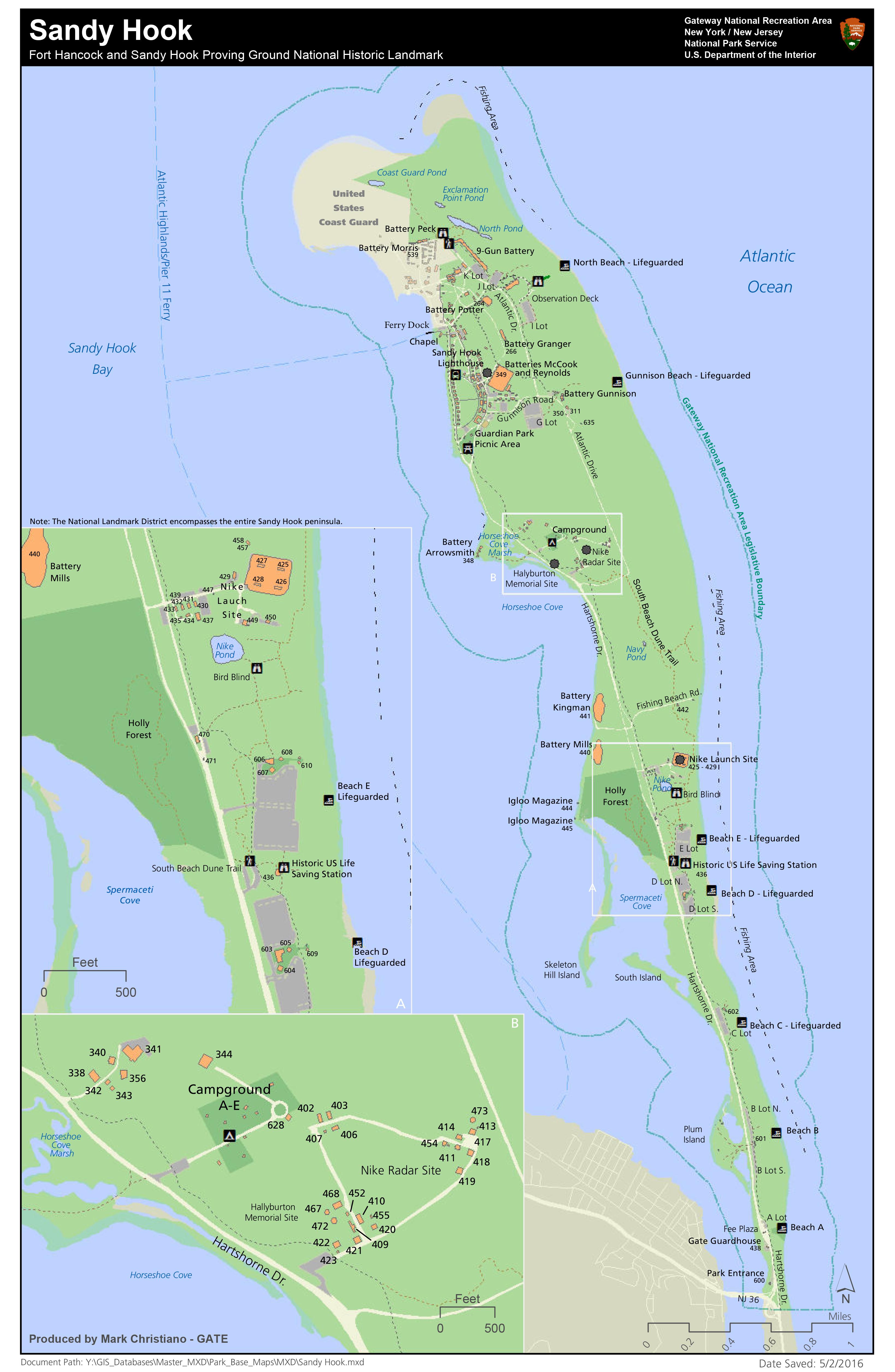 hookup map