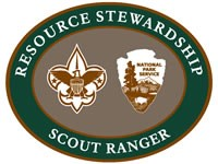 Scout Ranger patch