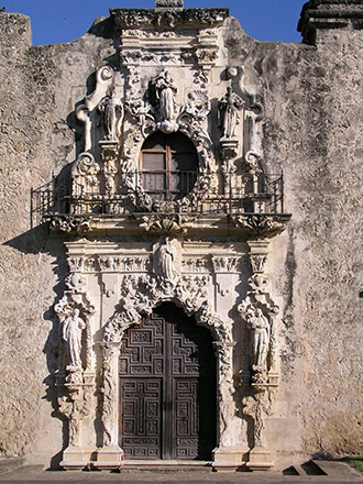 spanish baroque architecture essays
