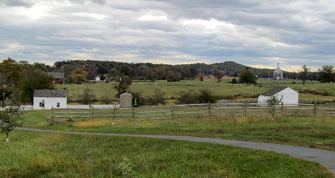 Planning Gettysburg National Military Park U S